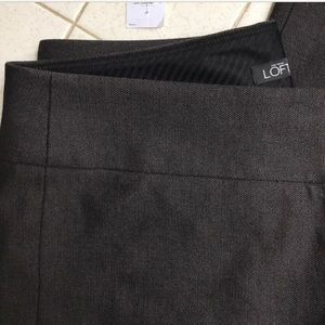 BNWT LOFT JULIE PANTS